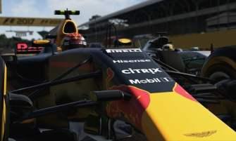 F1 2017 trailer