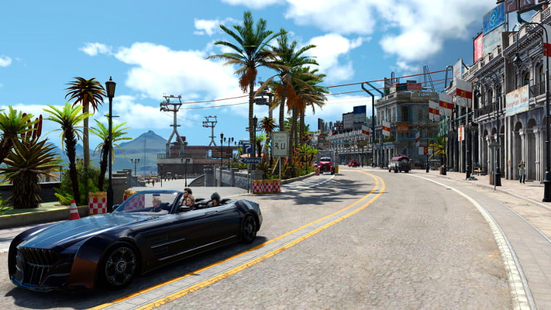Final Fantasy XV Steam owners will get to play as Gordan Freeman
