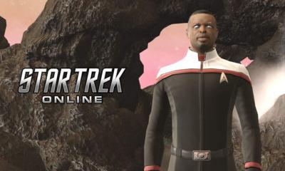 Star Trek Online LeVar Burton