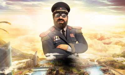 Tropico 6 - artwork