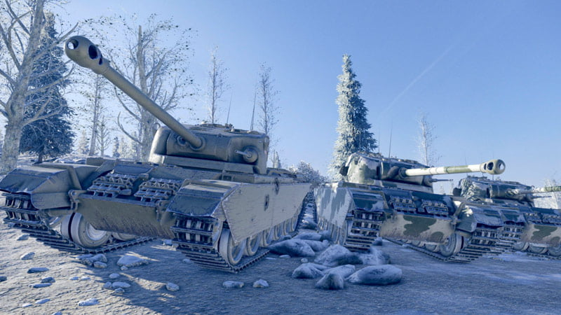 War Stories Brings Alternative History to World of Tanks