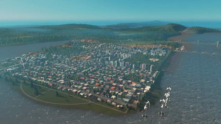 Cities: Skylines - PlayStation 4
