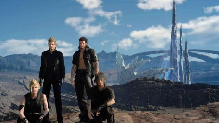 Final Fantasy XV multiplayer update