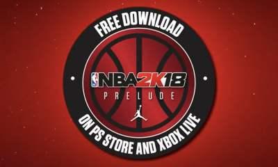 NBA 2K18 - The Prelude