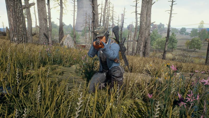 PlayerUnknown's Battlegrounds powered by Azure on Xbox