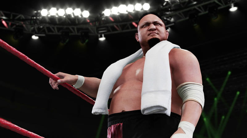 WWE 2K18 is coming to the PC in October