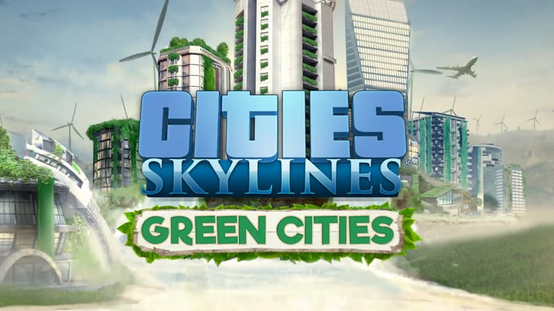 Cities: Skylines 'Green Cities' expansion set for release on October 19