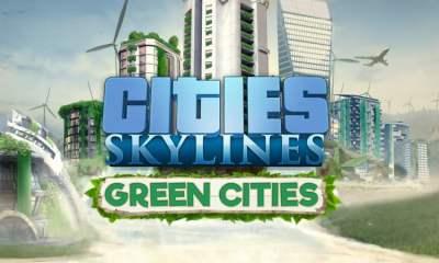 Cities: Skylines Green Cities