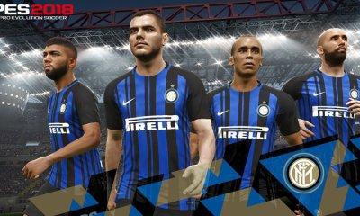 PES 2018 - Inter Milan