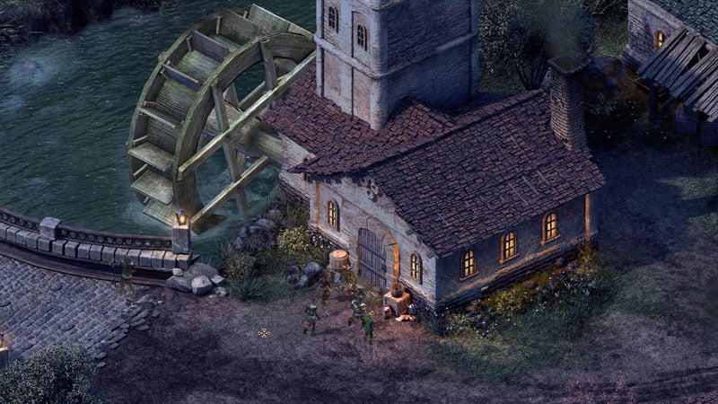 Pillars of Eternity - PlayStation 4