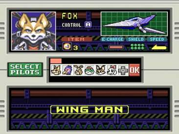 Star Fox 2 - Nintendo