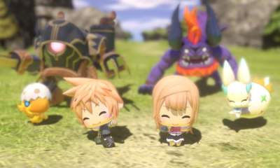 World of Final Fantasy - Steam