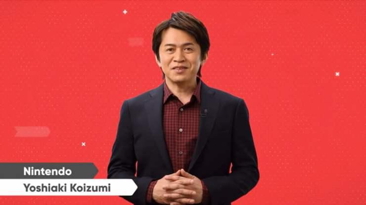Nintendo - Yoshiaki Koizumi