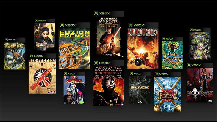 Original Xbox Classics Begin Hitting Xbox One Today