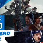 Playstation Store - weekend sale