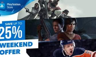 Playstation Store - weekend sale