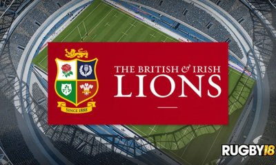 Rugby 18 - British & Irish Lions