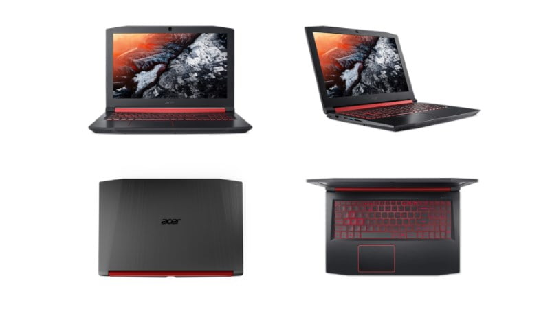 Acer Aspire Nitro 5 build quality