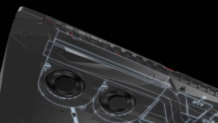 Acer Aspire Nitro 5 cooling