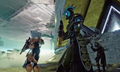 Destiny 2 Curse of Osiris livestream 2