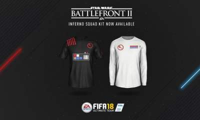 FIFA 18 Star Wars kit