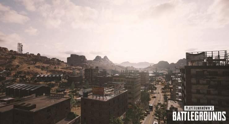 PUBG desert map image 01