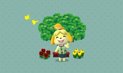 Animal Crossing Pocket Camp Isabelle