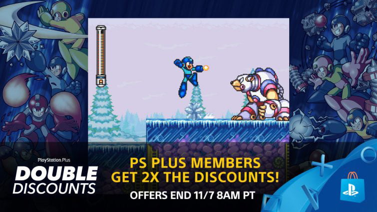The PlayStation Store Double Discount Sale is now on - Thumbsticks