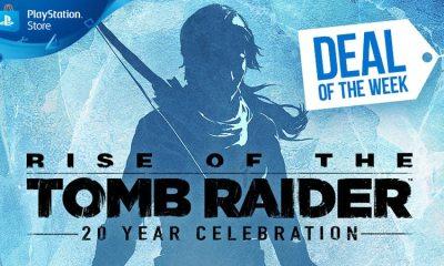 PlayStation Store - Tomb Raider