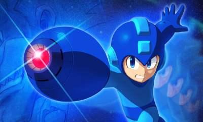 Mega Man 11 art