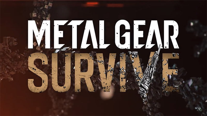 Metal Gear Survive single-player and beta detailed - Thumbsticks