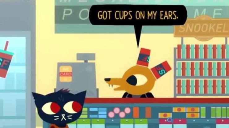 Got cups on my ears
