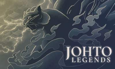 Johto Legends: Music from Pokémon Gold and Silver