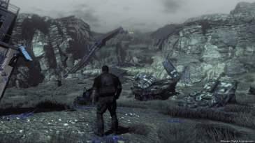 Metal Gear Survive - screenshot