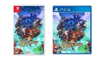 Owlboy physical release