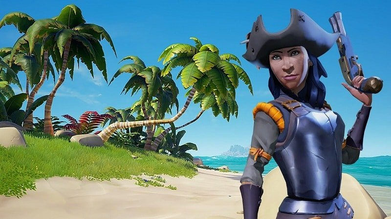 Sea of Thieves getting a scale test this weekend
