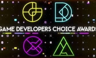 GDC Awards Logo