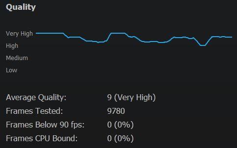 Defiance XS Steam VR