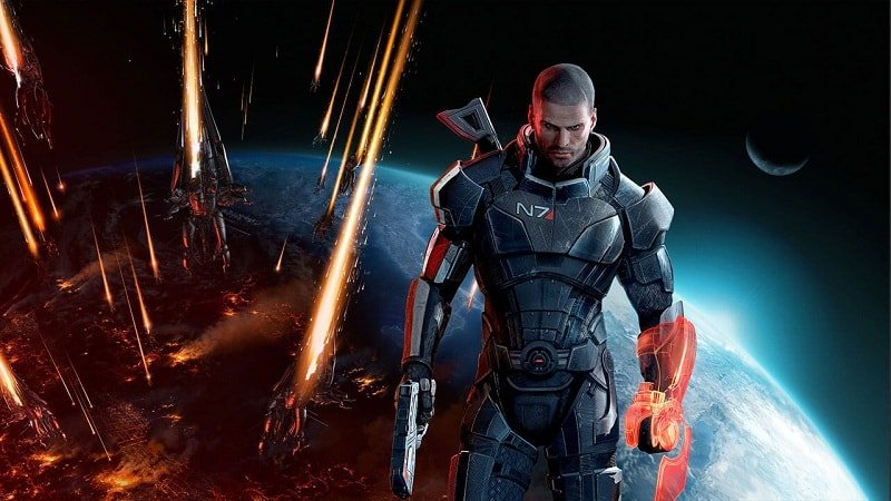 Mass Effect lead writer Drew Karpyshyn leaves BioWare a second time