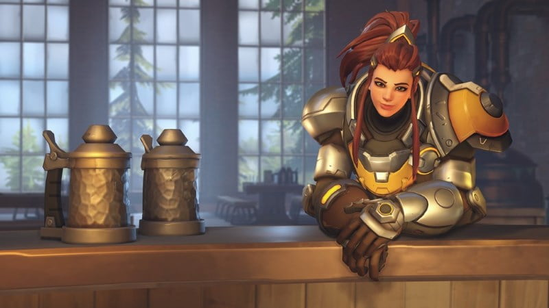 New Overwatch Hero 'Brigitte' Is Now Live And Playable