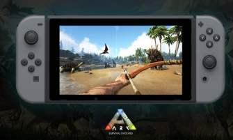 ARK: Survival Evolved Nintendo Switch