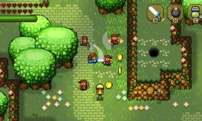 Blossom Tales Nintendo Switch