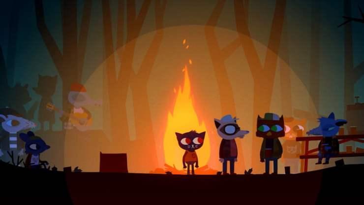 Night in the Woods screenshot