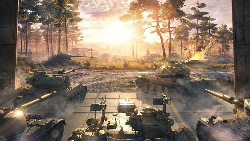 World of Tanks update 1.0 changes everything