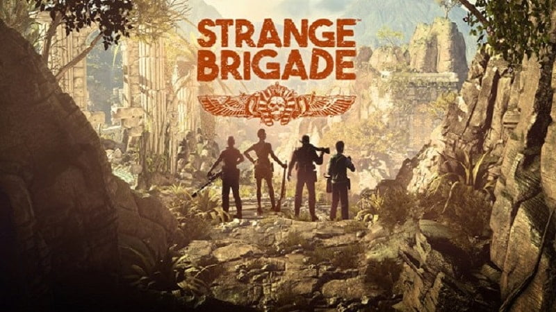 Rebellion's Co-op Shooter Strange Brigade Is Coming Out In August