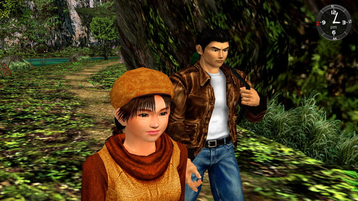 Shenmue II Remaster screenshot
