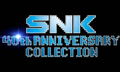 The SNK 40th Anniversary Collection