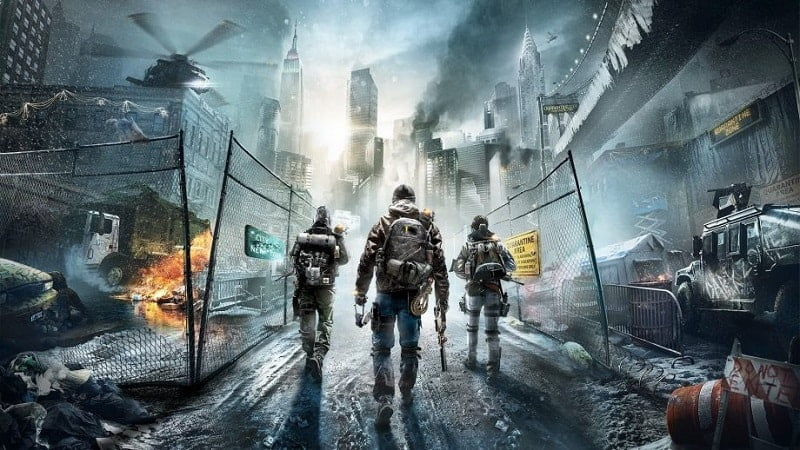 The Division 2 will release before April 2019