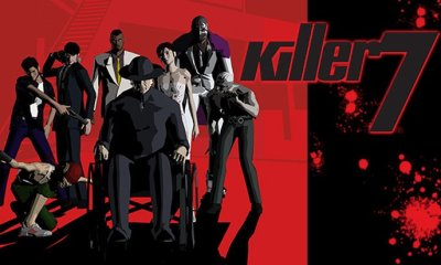 Killer7 Steam release