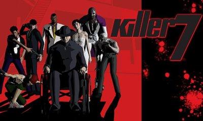 Killer7 Steam release